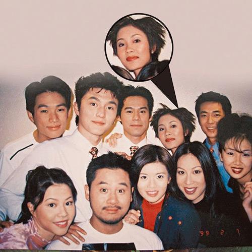 Mũi của Dương Di - Ảnh Hậu TVB 2012 ngày càng... đáng sợ 5