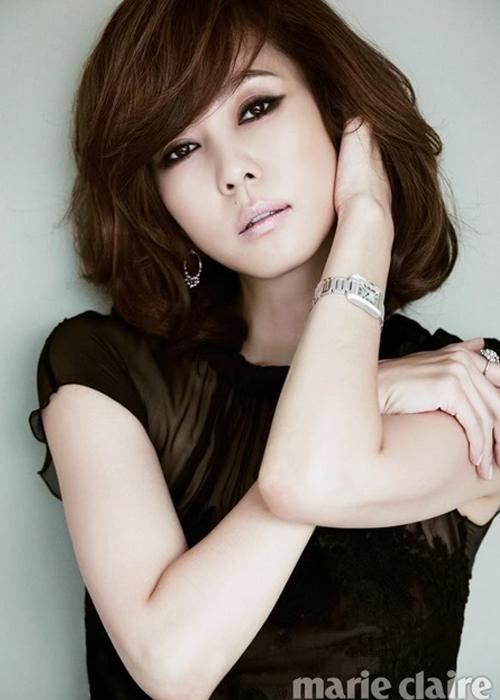 """Những mỹ nhân Hàn đẹp và thành công nhờ... """"dao kéo"""" 6"""