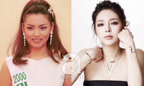 """Những mỹ nhân Hàn đẹp và thành công nhờ... """"dao kéo"""" 10"""