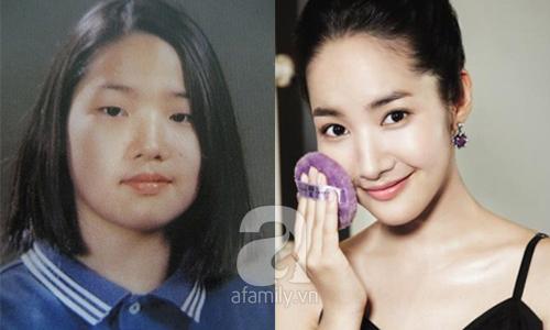 """Những mỹ nhân Hàn đẹp và thành công nhờ... """"dao kéo"""" 1"""
