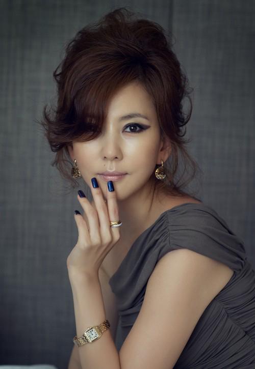 """Những mỹ nhân Hàn đẹp và thành công nhờ... """"dao kéo"""" 5"""