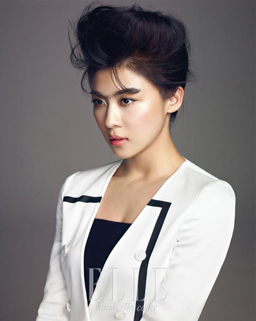 """Những mỹ nhân Hàn đẹp và thành công nhờ... """"dao kéo"""" 15"""
