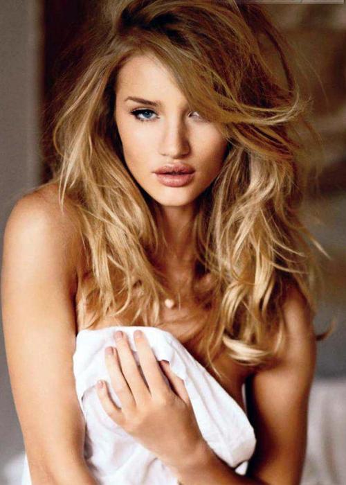Kiểu tóc hoàn hảo khắc phục nhược điểm mặt gãy 6