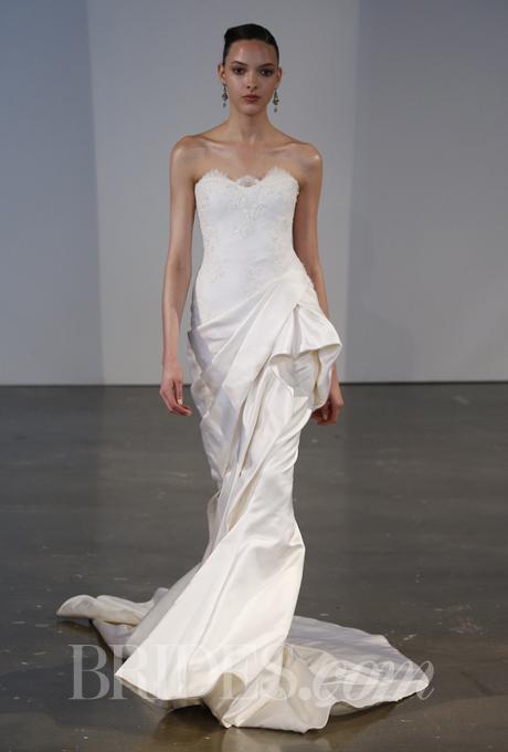 """""""Đã mắt"""" với BST váy cưới Xuân/Hè 2014 của Vera Wang & Marchesa 20"""
