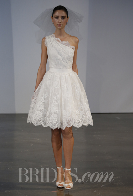 """""""Đã mắt"""" với BST váy cưới Xuân/Hè 2014 của Vera Wang & Marchesa 16"""