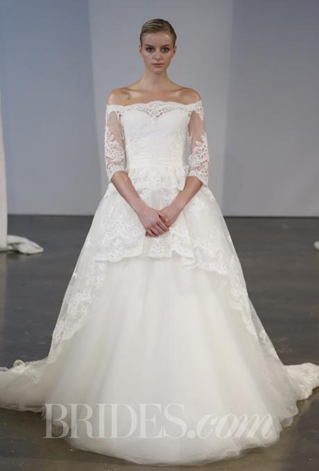 """""""Đã mắt"""" với BST váy cưới Xuân/Hè 2014 của Vera Wang & Marchesa 27"""