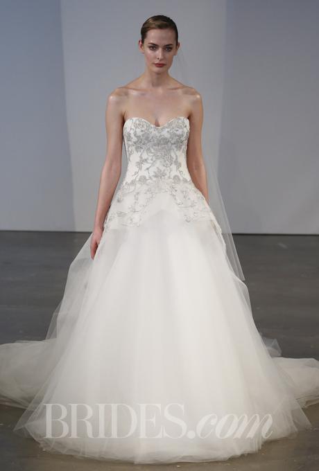 """""""Đã mắt"""" với BST váy cưới Xuân/Hè 2014 của Vera Wang & Marchesa 28"""