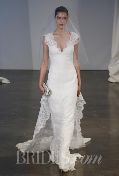 """""""Đã mắt"""" với BST váy cưới Xuân/Hè 2014 của Vera Wang & Marchesa 19"""