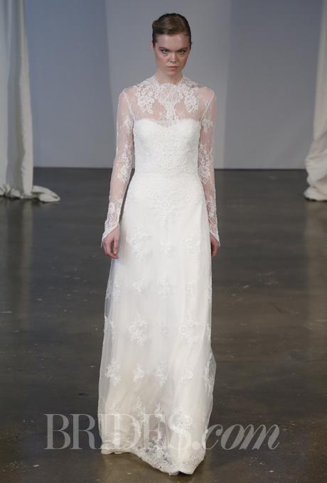 """""""Đã mắt"""" với BST váy cưới Xuân/Hè 2014 của Vera Wang & Marchesa 21"""
