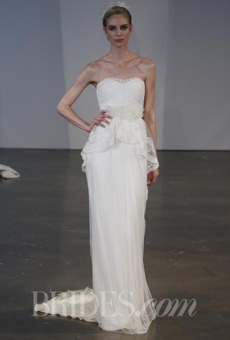 """""""Đã mắt"""" với BST váy cưới Xuân/Hè 2014 của Vera Wang & Marchesa 22"""