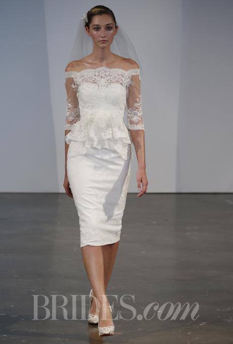 """""""Đã mắt"""" với BST váy cưới Xuân/Hè 2014 của Vera Wang & Marchesa 18"""