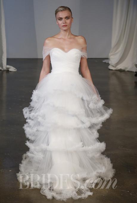 """""""Đã mắt"""" với BST váy cưới Xuân/Hè 2014 của Vera Wang & Marchesa 24"""