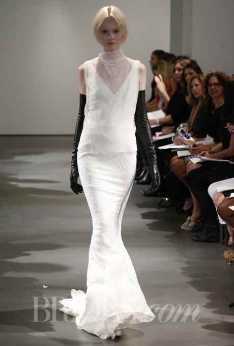 """""""Đã mắt"""" với BST váy cưới Xuân/Hè 2014 của Vera Wang & Marchesa 2"""