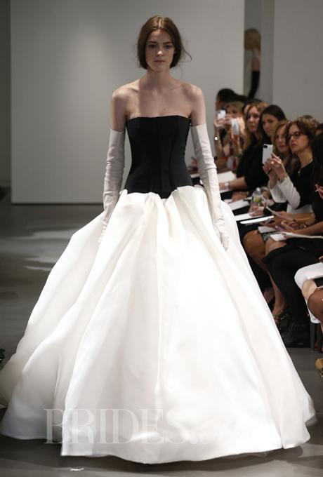"""""""Đã mắt"""" với BST váy cưới Xuân/Hè 2014 của Vera Wang & Marchesa 4"""