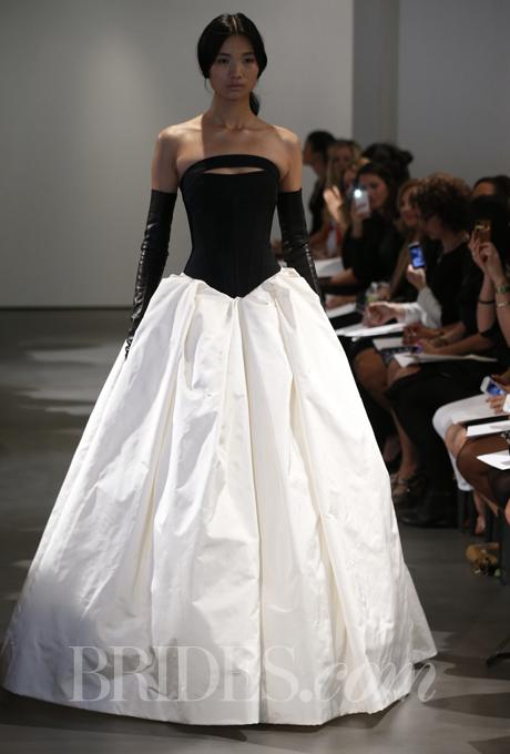 """""""Đã mắt"""" với BST váy cưới Xuân/Hè 2014 của Vera Wang & Marchesa 11"""