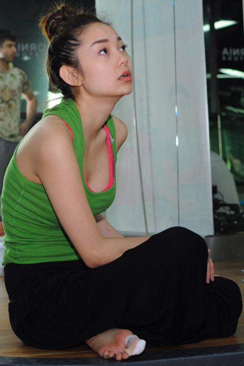 Những sao Việt mặt mộc vẫn là mỹ nhân 24