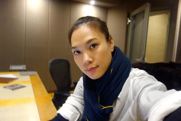 Những sao Việt mặt mộc vẫn là mỹ nhân 26