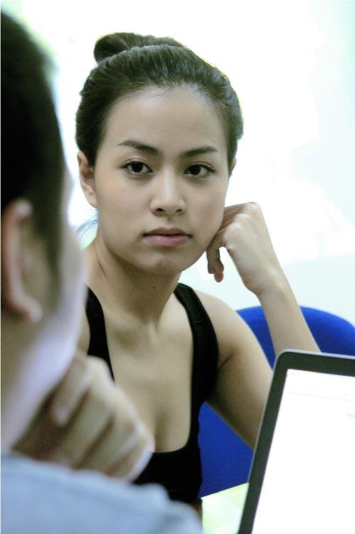 Những sao Việt mặt mộc vẫn là mỹ nhân 21