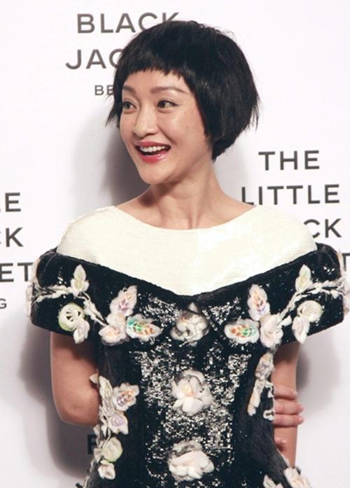 Muôn vẻ tóc ngắn của loạt kiều nữ châu Á 13