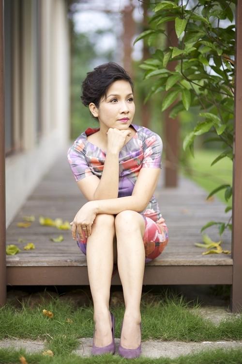 Muôn vẻ tóc ngắn của loạt kiều nữ châu Á 7