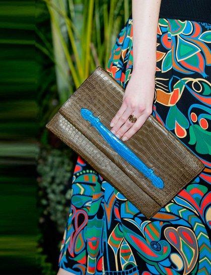 7 xu hướng túi nổi bật tại Tuần lễ thời trang Xuân/Hè 2014 2