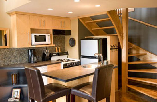 Bố trí nội thất thông minh cho không gian nhỏ hẹp 5