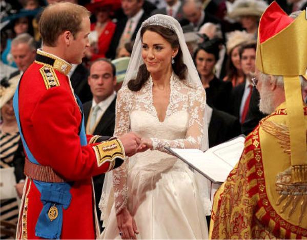 Những đám cưới xa hoa bậc nhất của các ngôi sao 2