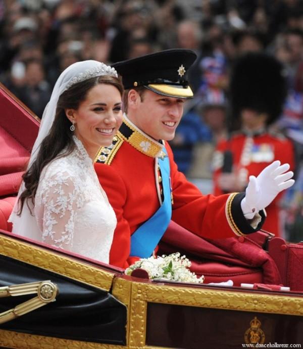 Những đám cưới xa hoa bậc nhất của các ngôi sao 3