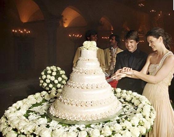Những đám cưới xa hoa bậc nhất của các ngôi sao 9