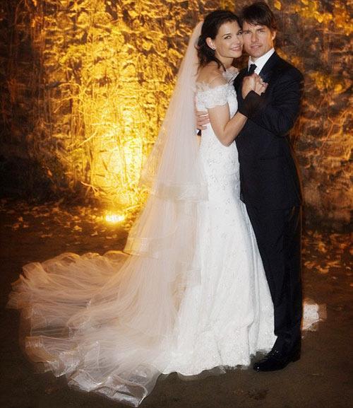 Những đám cưới xa hoa bậc nhất của các ngôi sao 10
