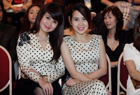 Những cặp chị em xinh đẹp nổi tiếng của showbiz Việt 18