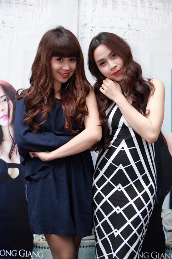 Những cặp chị em xinh đẹp nổi tiếng của showbiz Việt 19
