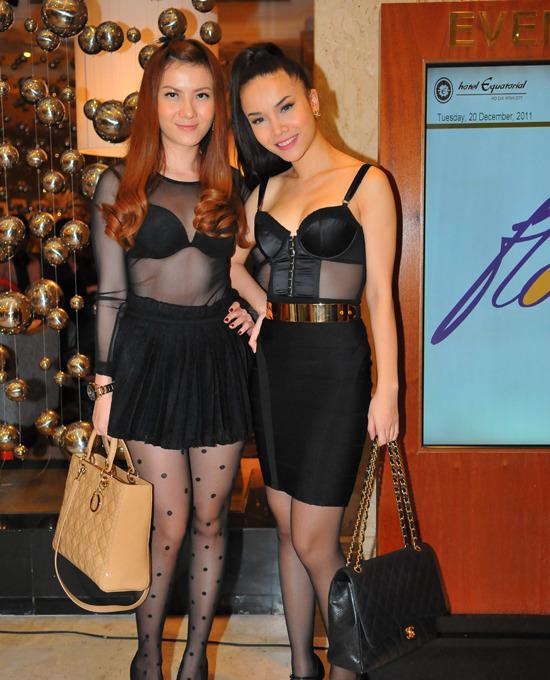 Những cặp chị em xinh đẹp nổi tiếng của showbiz Việt 17