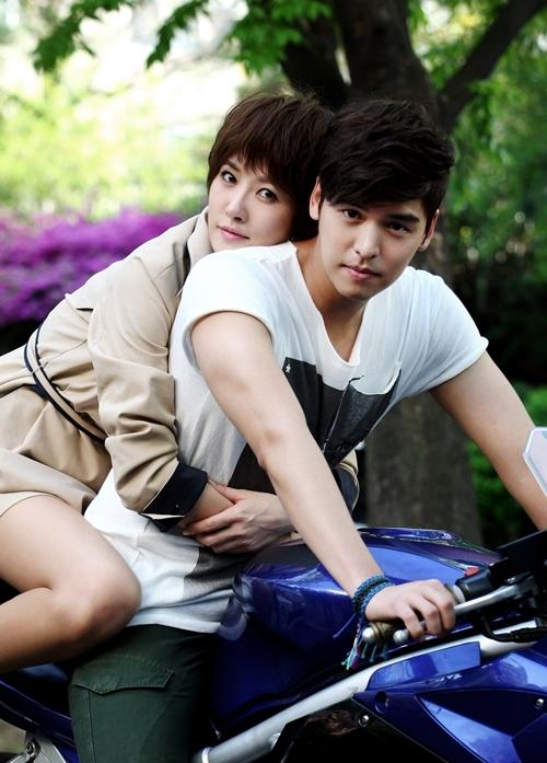 """Cặp đôi """"nàng Kim Sam Soon"""" được yêu thích nhất 2"""