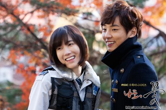 """Cặp đôi """"nàng Kim Sam Soon"""" được yêu thích nhất 9"""