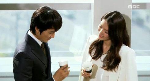 """Song Seung Hun lần đầu """"nổi điên"""" với """"bạn gái"""" 1"""
