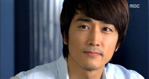"""Song Seung Hun lần đầu """"nổi điên"""" với """"bạn gái"""" 5"""