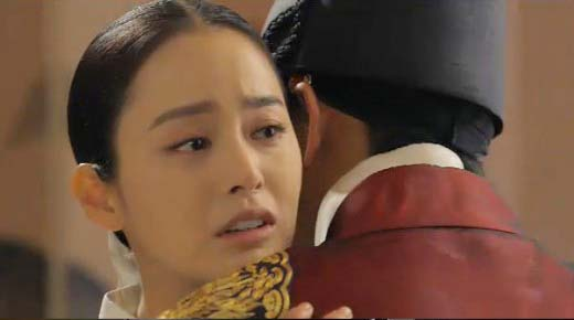 """Kim Tae Hee dùng mỹ nhân kế phá đám """"tình địch"""" 1"""