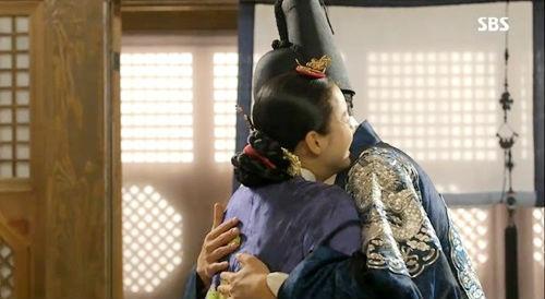 """""""Ok Jung"""" Kim Tae Hee giành lại con, Hoàng hậu bị phế truất 5"""