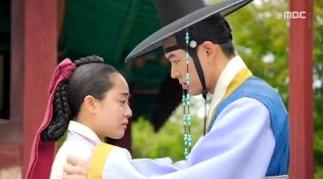 Moon Geun Young được Hoàng tử tỏ tình 3