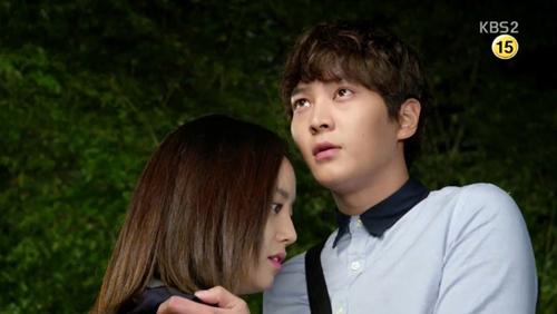 Moon Chae Won ghen khi Joo Won thân mật với cô gái khác 3