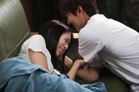 """Lee Min Ho, Park Shin Hye cười tít mắt trên phim trường """"The Heirs"""" 10"""