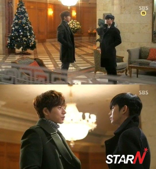"""Min Joon phải """"bắc gạch"""" vì Song Yi đi giày... 20cm 2"""