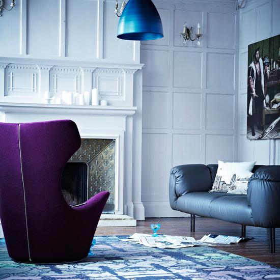 Những kiểu decor cho phòng khách nhỏ mà duyên dáng 1