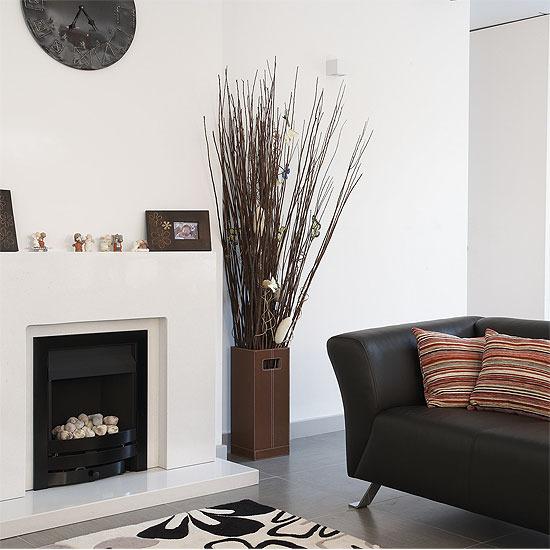 Những kiểu decor cho phòng khách nhỏ mà duyên dáng 3