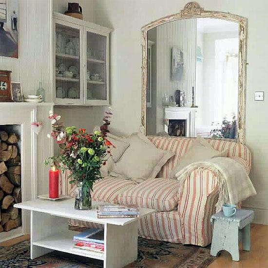 Những kiểu decor cho phòng khách nhỏ mà duyên dáng 4