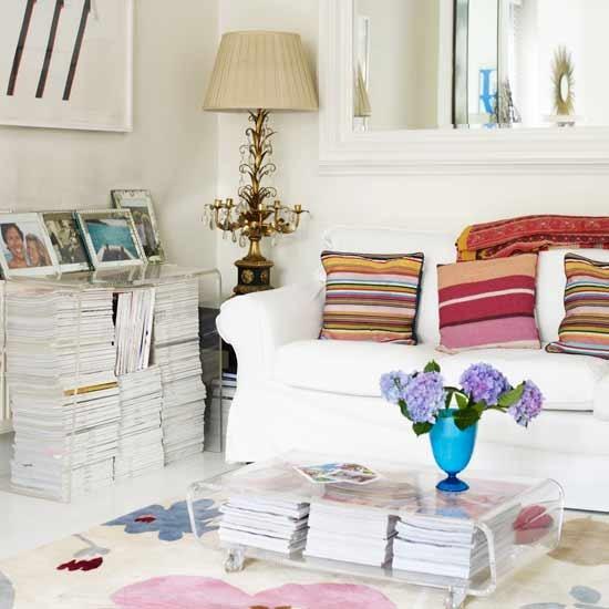 Những kiểu decor cho phòng khách nhỏ mà duyên dáng 12