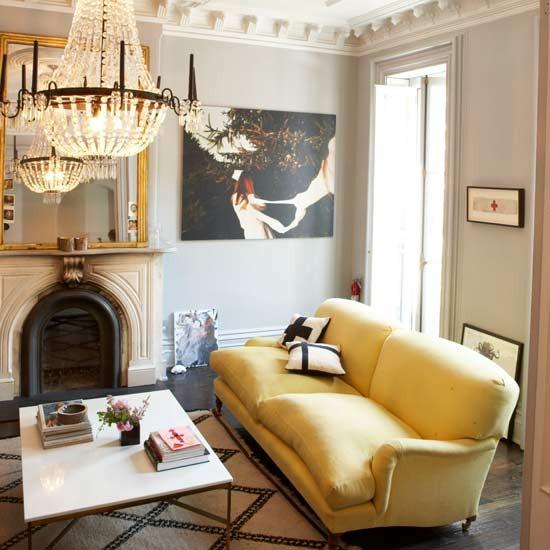 Những kiểu decor cho phòng khách nhỏ mà duyên dáng 9