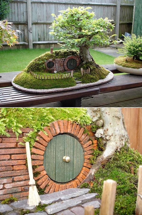 """Món đồ trang trí sân vườn đẹp mà """"không đụng hàng"""" 3"""