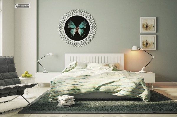 4 thiết kế phòng ngủ hiện đại đáng để mơ ước 11